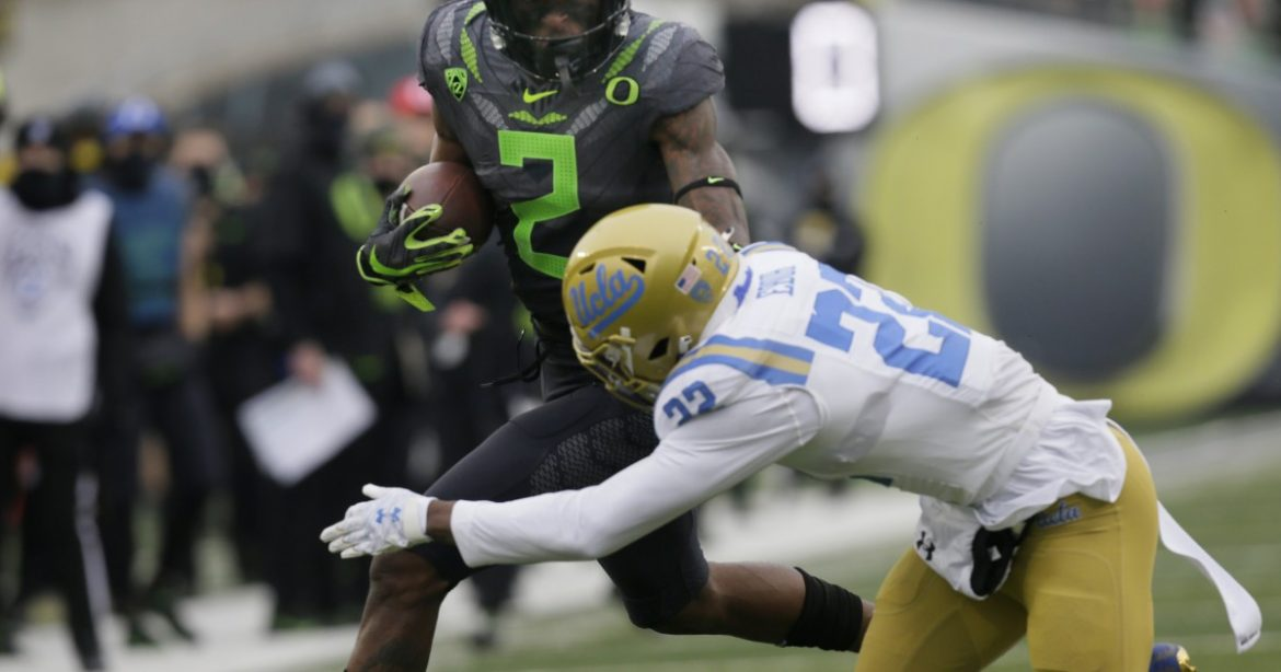 UCLA's defense is easily its best under coach Chip Kelly