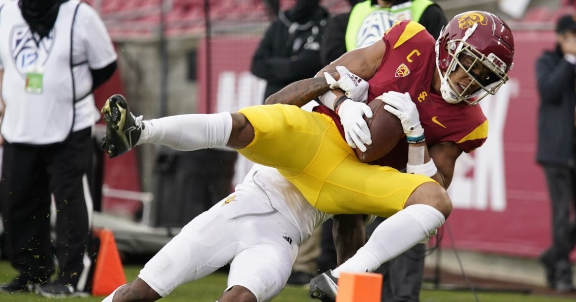 USC's biggest challenge is to stay safe before game at Arizona