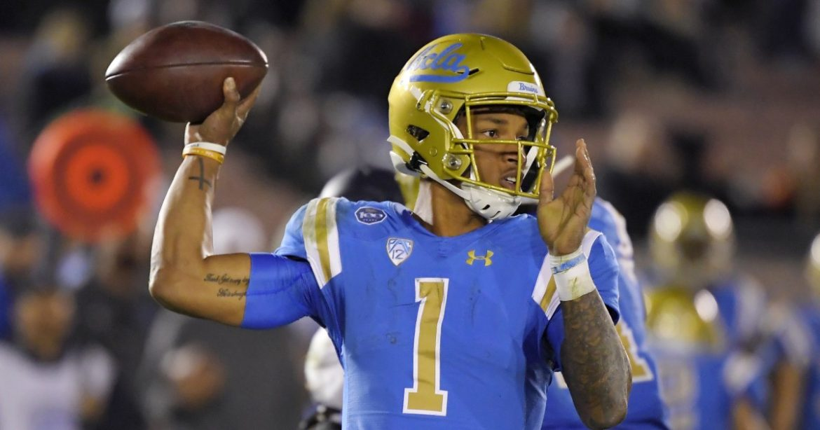 Struggling on the field, UCLA football players thrive in the classroom