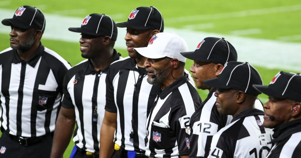 NFL makes history with all-Black officiating crew for Rams vs. Buccaneers