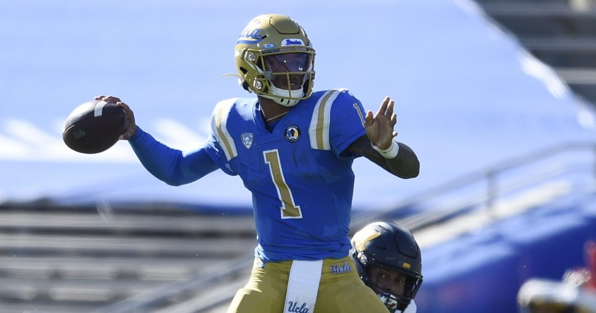 Dorian Thompson-Robinson among nine UCLA players out vs. Oregon