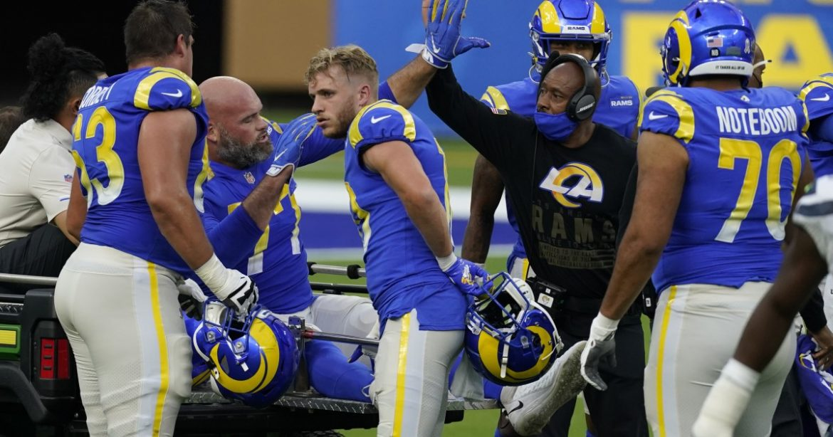 Joe Noteboom confident he can tackle being Rams' replacement for Andrew Whitworth