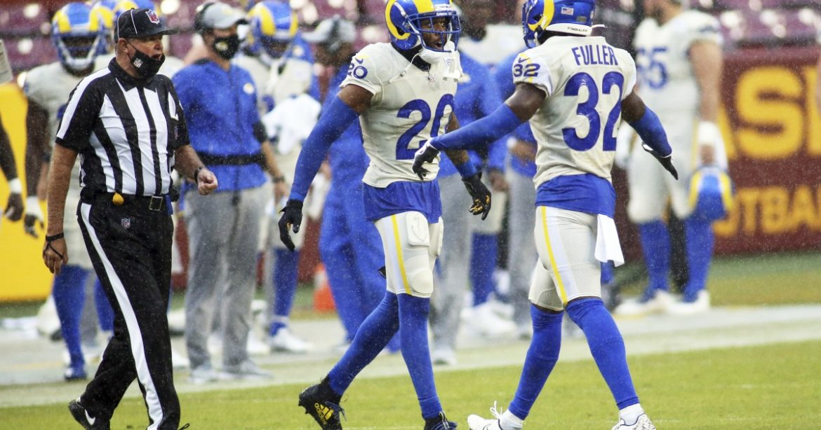 Rams caught a break in the NFC West during their off week
