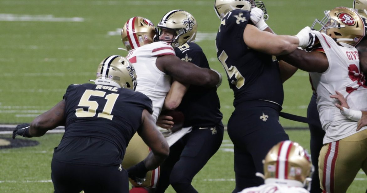 Drew Brees to miss at least three games after New Orleans Saints put him on IR