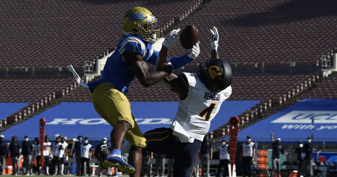 UCLA's defense rises to the challenge to stymie Cal on short notice