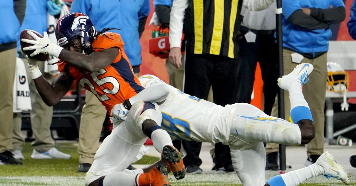 Another meltdown? Chargers give up TD as time expires in loss to Denver Broncos