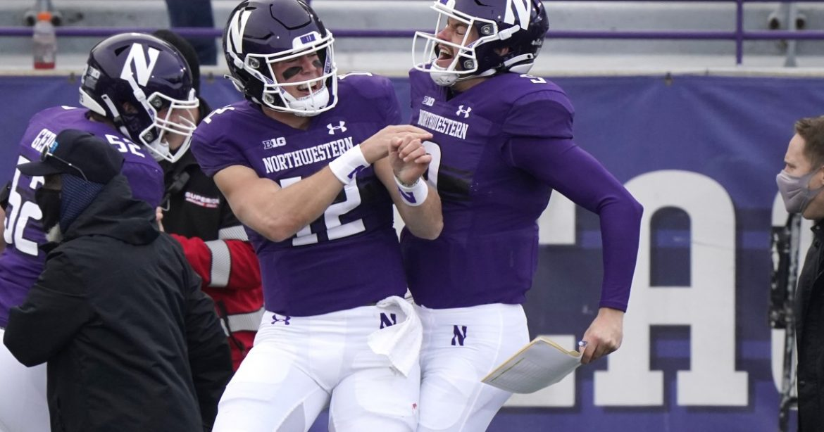 AP Top 25: Alabama unanimous No. 1; Northwestern jumps to best ranking in 24 years