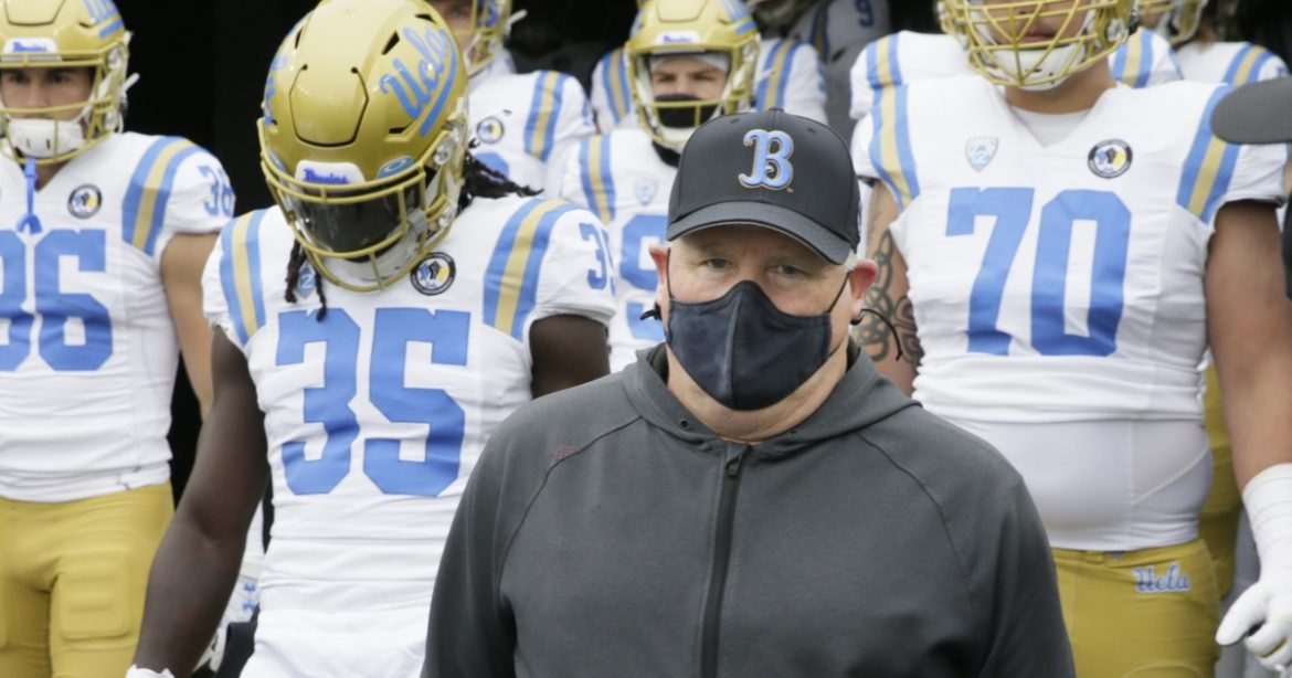 Status of nine UCLA players sidelined by COVID issues unclear for next weekend