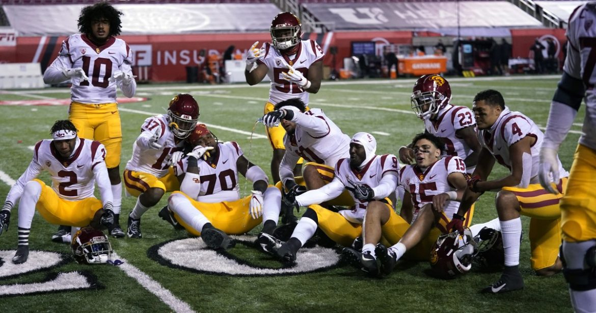 USC player tests positive for the coronavirus