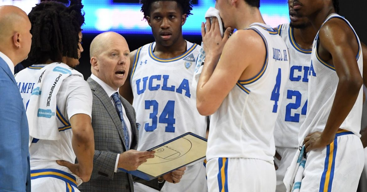UCLA's return to national rankings is no joke, but it prompts one