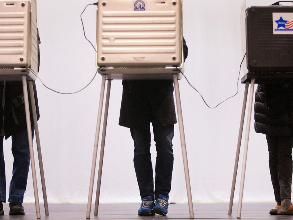 Tip lines allow voters to report intimidation, extremism at the polls