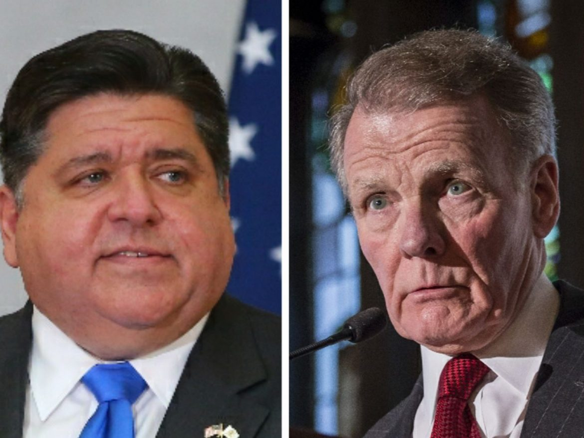 Pritzker now has simple answer on whether Madigan needs to go: 'Yes.'