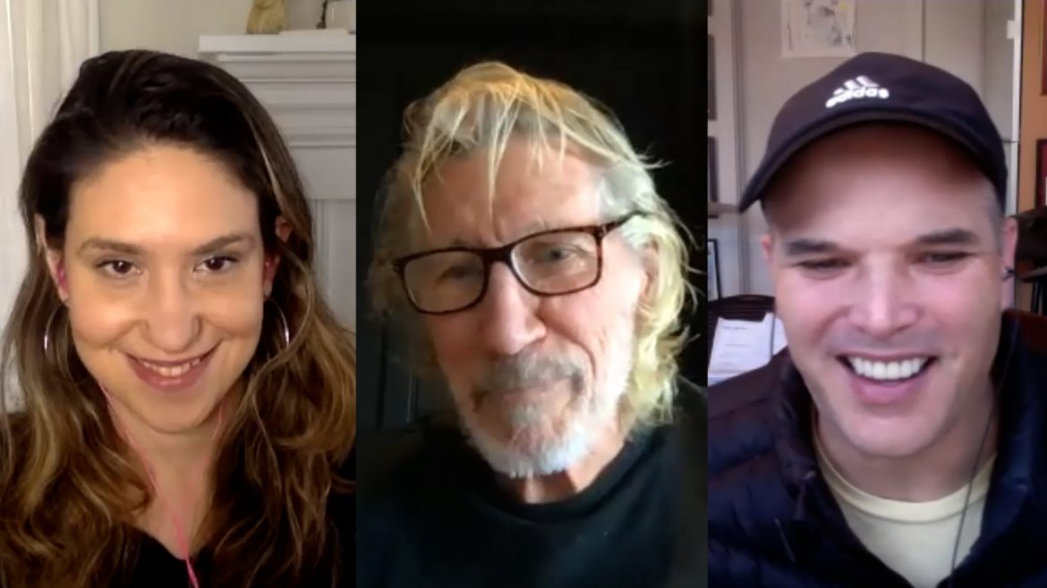 Useful Idiots: Roger Waters on Biden, Trump, Assange, and Censorship