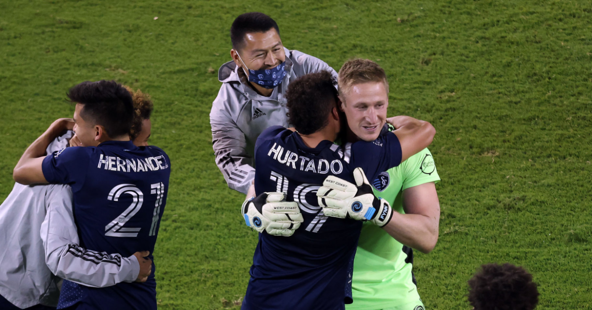 Sporting KC defeats to Earthquakes in shootout to advance in MLS playoffs