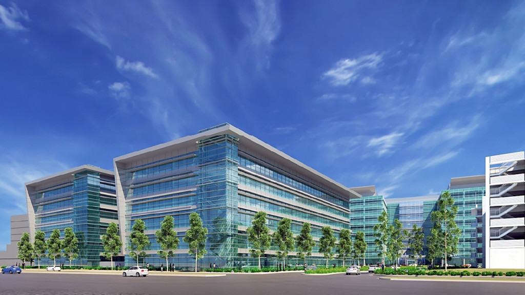 New buildings part of $1.6 billion upgrade project at UCLA-Harbor Medical Center near Torrance