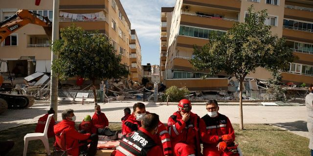 Turkey earthquake death toll tops 57, 70-year-old pulled out alive from rubble