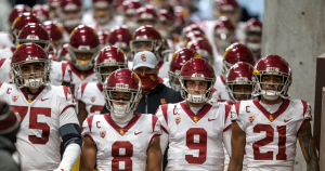 USC's game against Washington State rescheduled for Sunday night