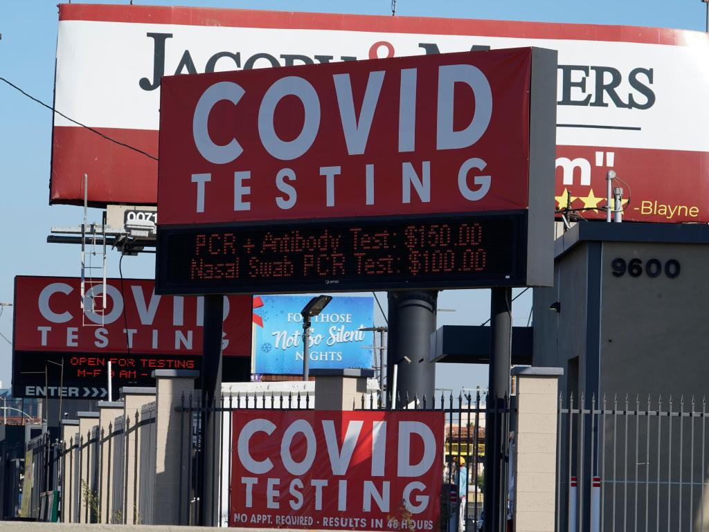 Pop-up testing sites come to San Fernando Valley, amid high rates of confirmed COVID-19 cases