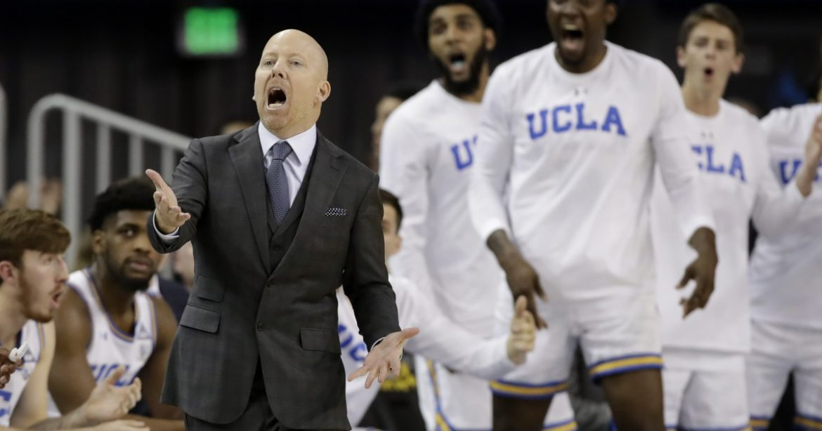 UCLA opening season on road against a local? Goodness gracious sakes alive!