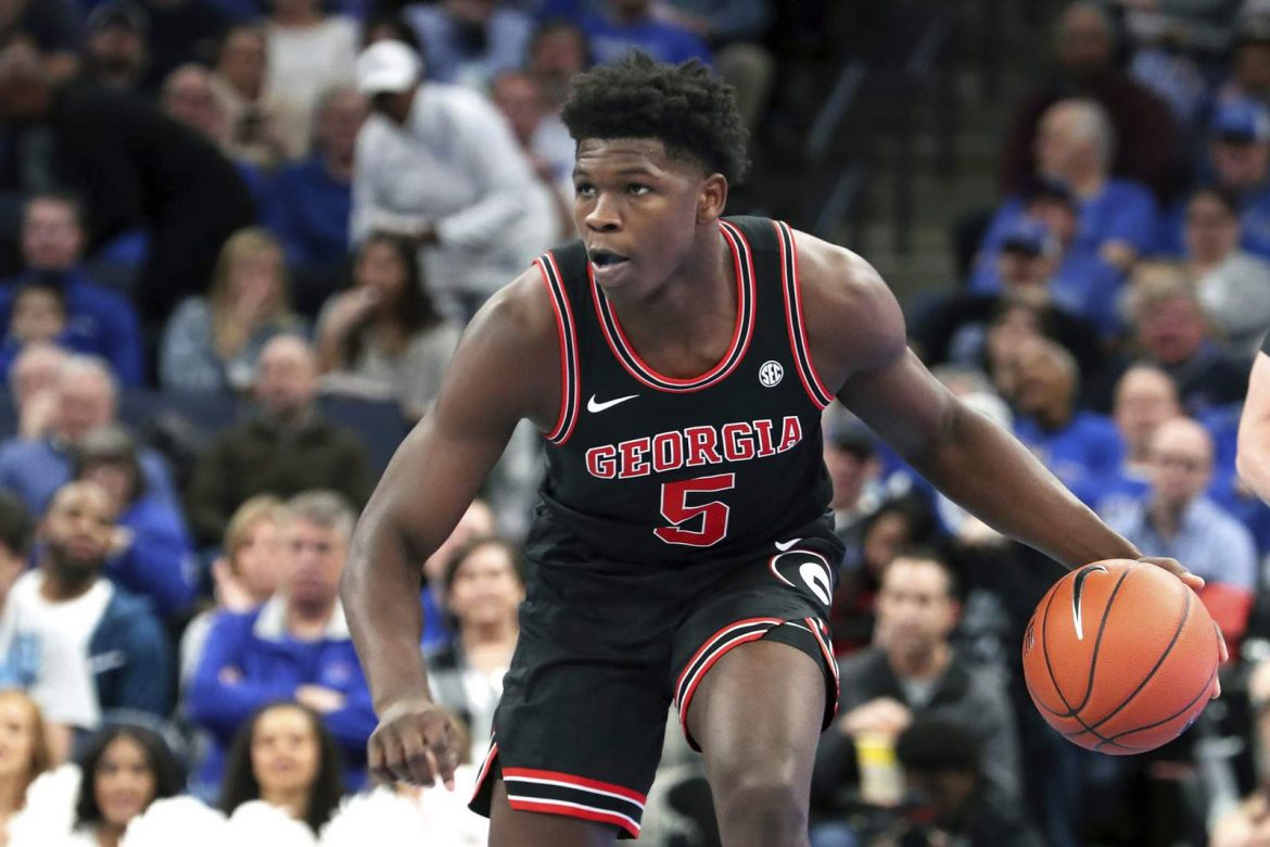 Wolves select Edwards with No. 1 pick in delayed NBA draft