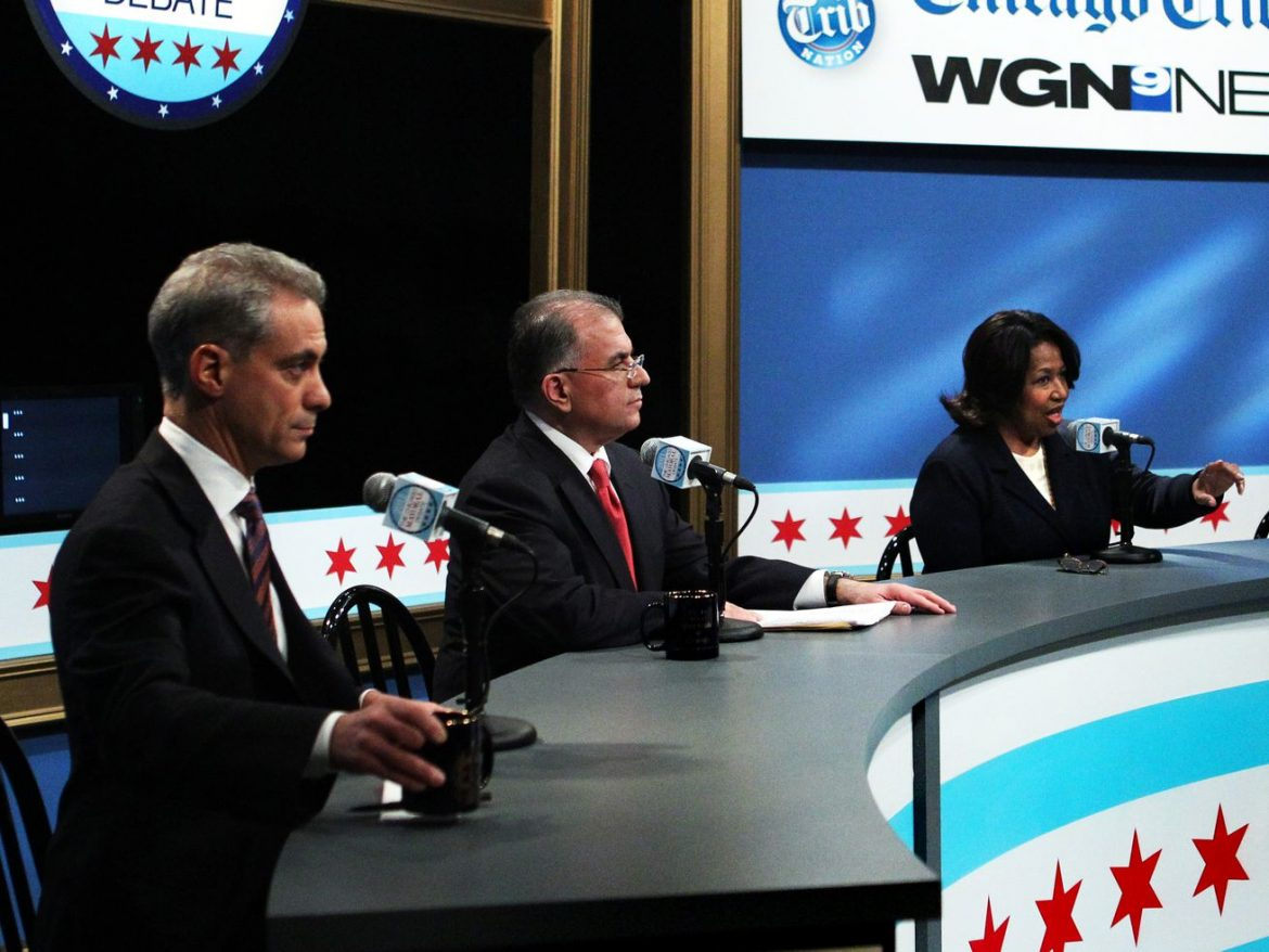 Welcome Rahm and Carol back to government