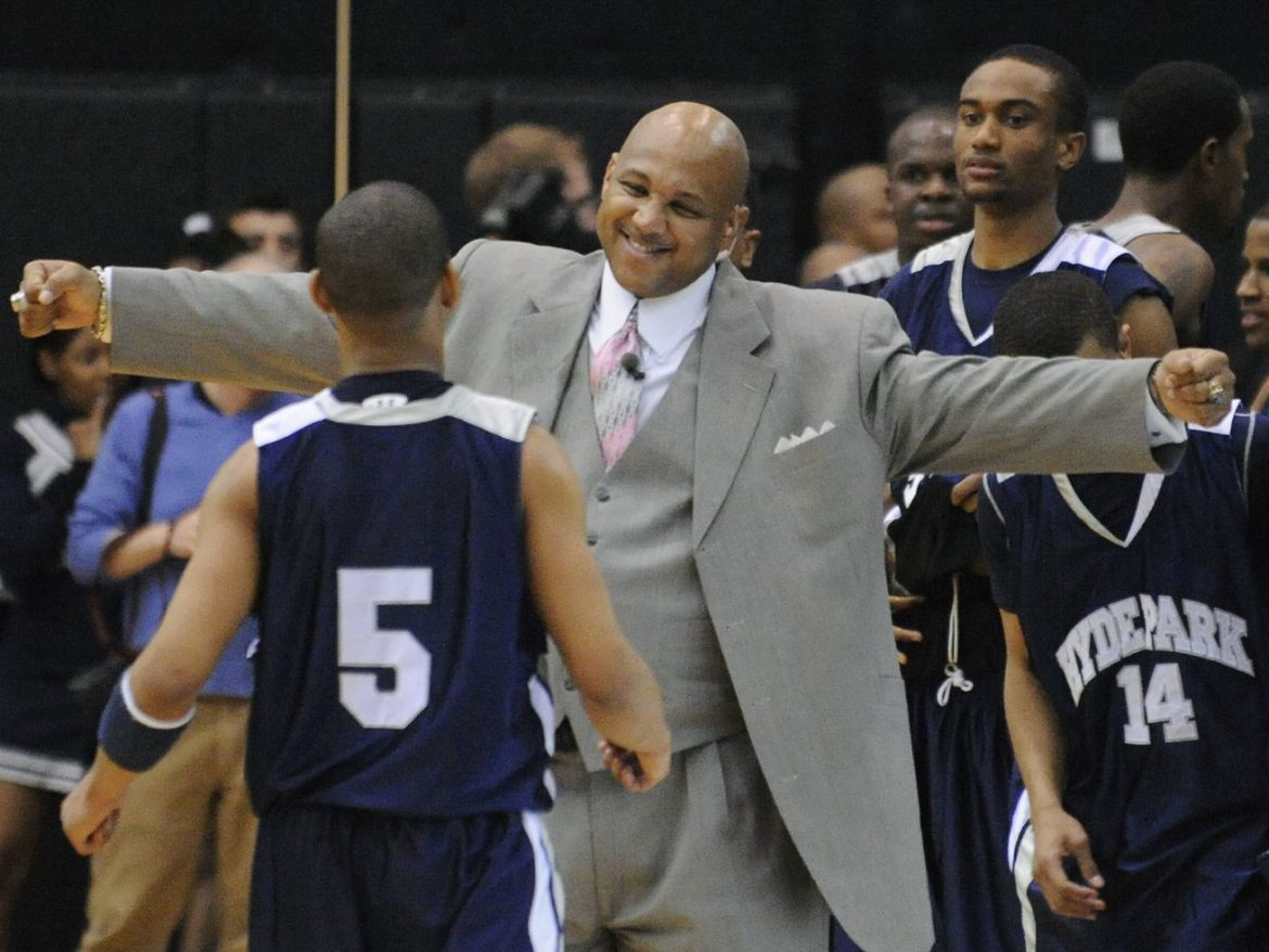 Vocational coach Donnie Kirksey, a fixture of Chicago basketball for 40 years, dies at 57