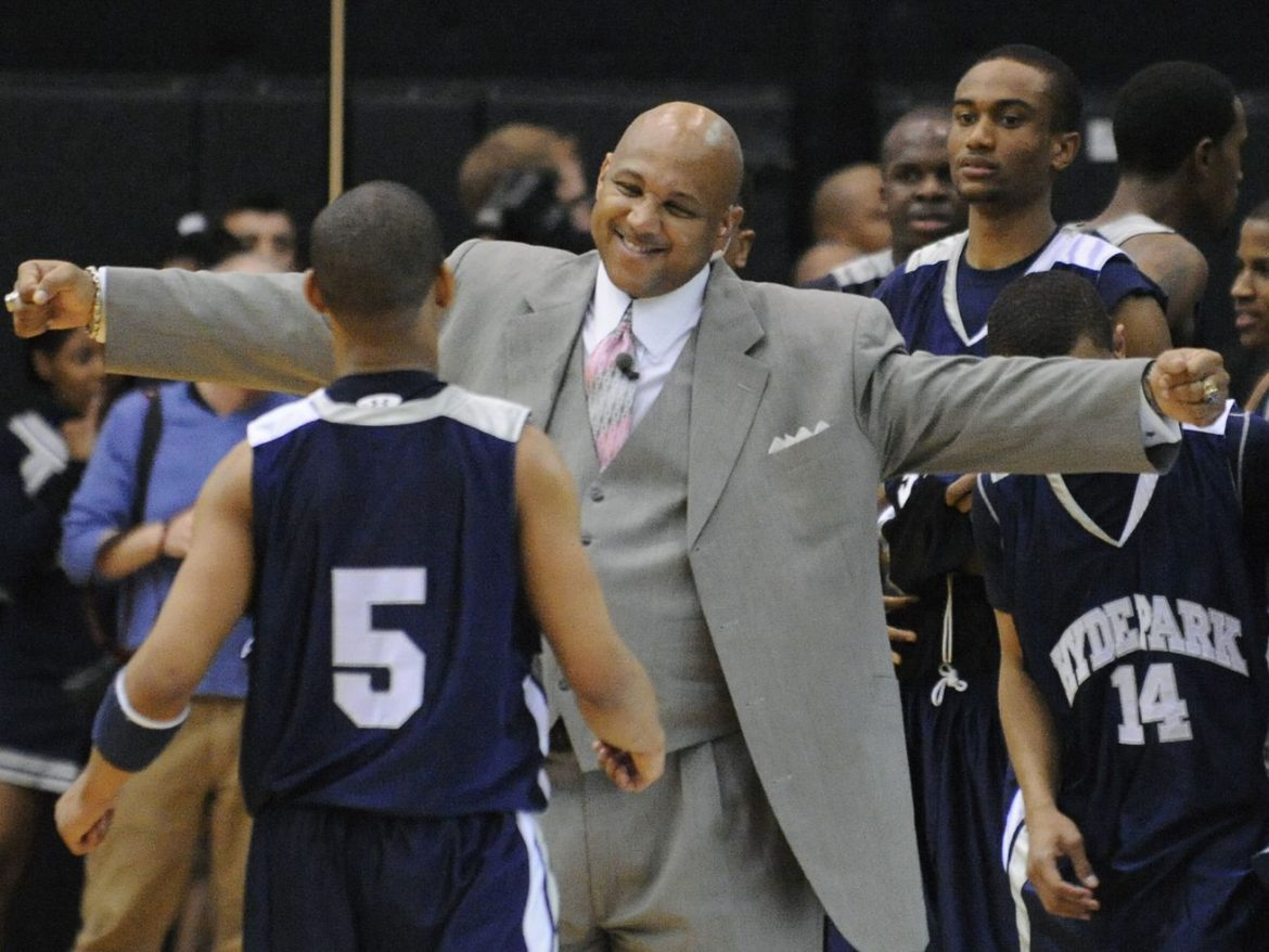 Vocational coach Donnie Kirksey, a fixture of Chicago basketball for 40 years, dies