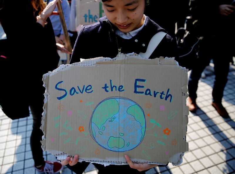Japan's ruling party calls for tax breaks on green investment