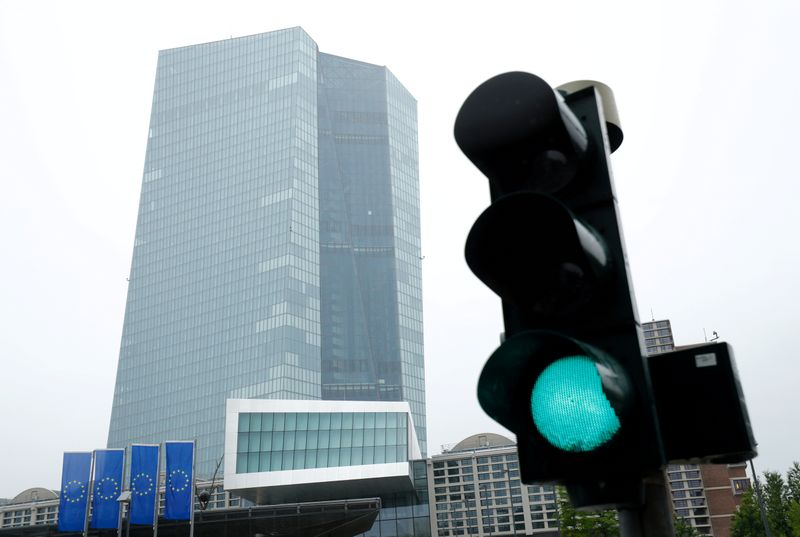 ECB eases COVID-19 crisis ban on dividends as outlook improves