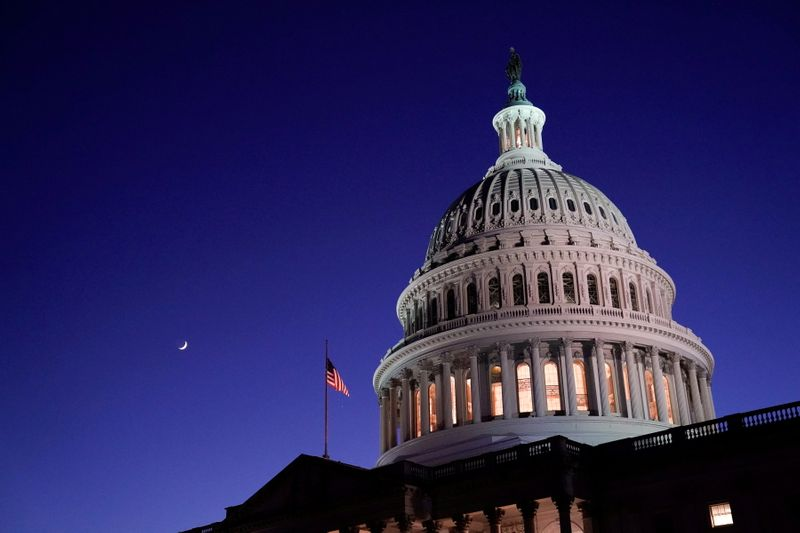 U.S. Congress works on COVID aid as another shutdown threat looms