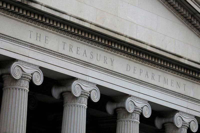 U.S. Treasury yields 2020 drop makes way for slow grind back in 2021