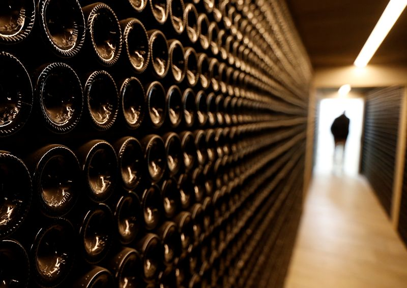 "French wine exporters say U.S. wine taxes a ""sledgehammer"" to sector"