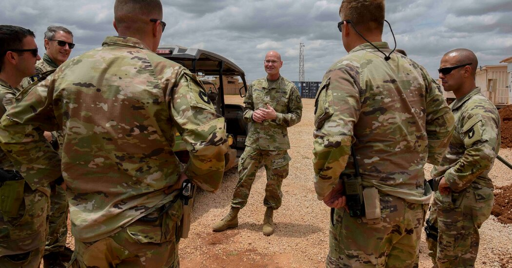 Trump Orders All American Troops Out of Somalia