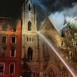 Fire Badly Damages Middle Collegiate Church in East Village