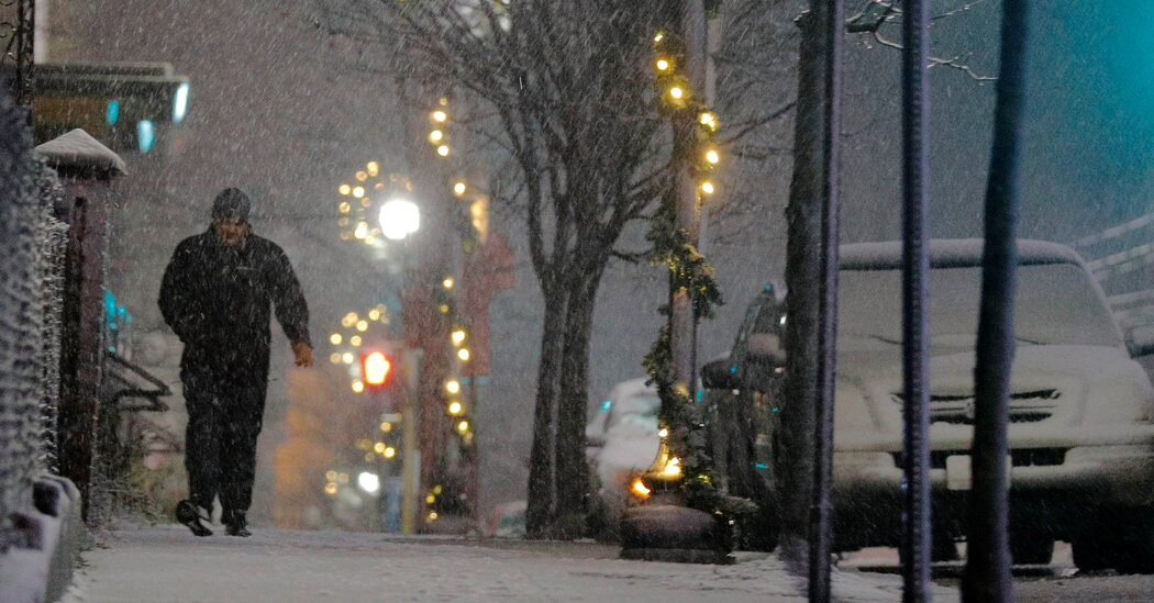 Nor'easter Knocks Out Power to More Than 200,000 in New England