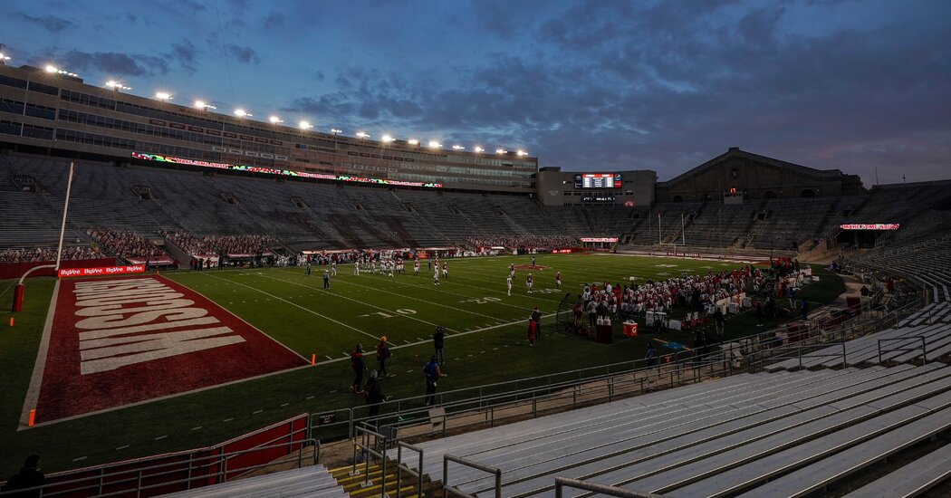 College Sports Has Reported at Least 6,629 Virus Cases