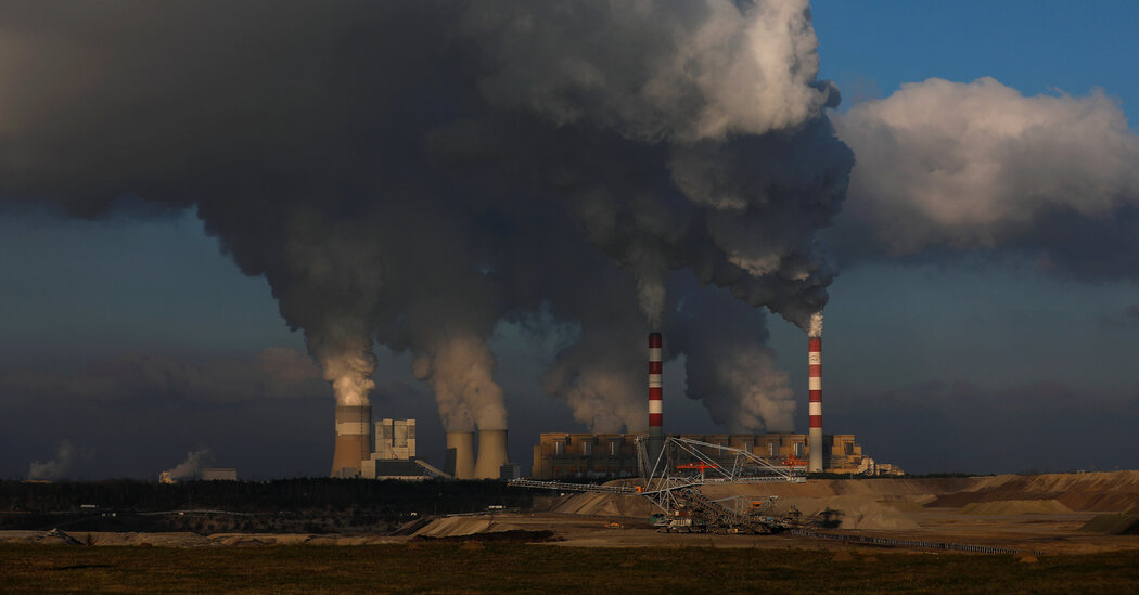 E.U. Agrees to Slash Carbon Emissions by 2030