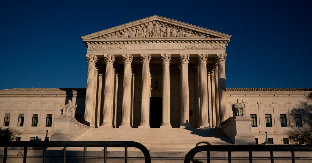 Democrats, and Even Some Republicans, Cheer as Justices Spurn Trump