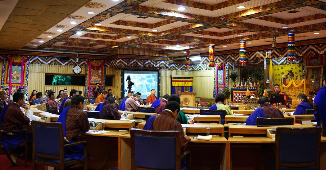 Bhutan Becomes Latest Asian Nation to Dial Back Anti-Gay Laws