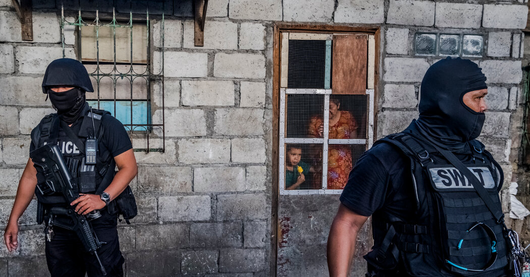 Court Finds Evidence of Crimes Against Humanity in the Philippines
