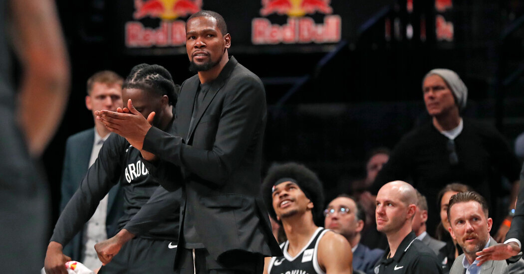 Kevin Durant Says He's Ready to Return. 'It'll Come Naturally.'
