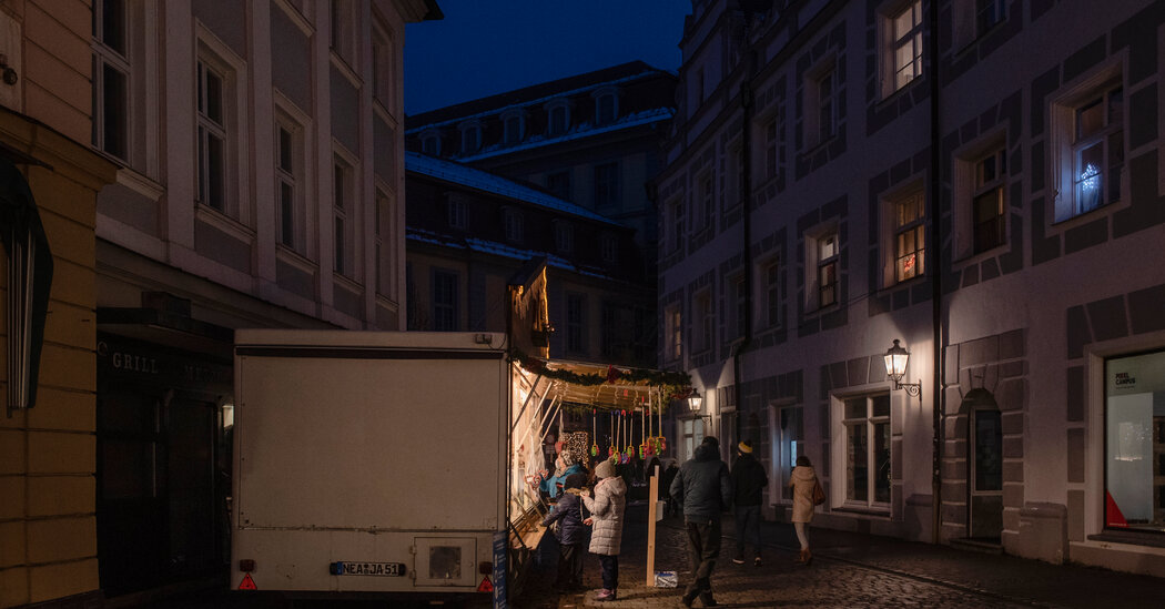 An Unwelcome Silent Night: Germany Without Christmas Markets