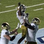 No. 2 Notre Dame hopes to stay on road to playoffs against Syracuse
