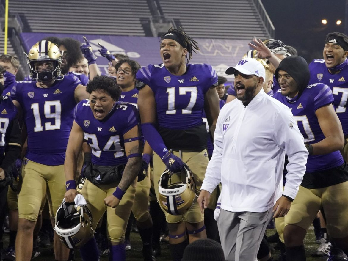 Washington pulls out of Pac-12 title game because of high number of coronavirus cases