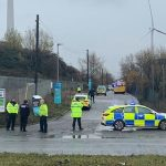 Multiple casualties at large explosion at UK warehouse