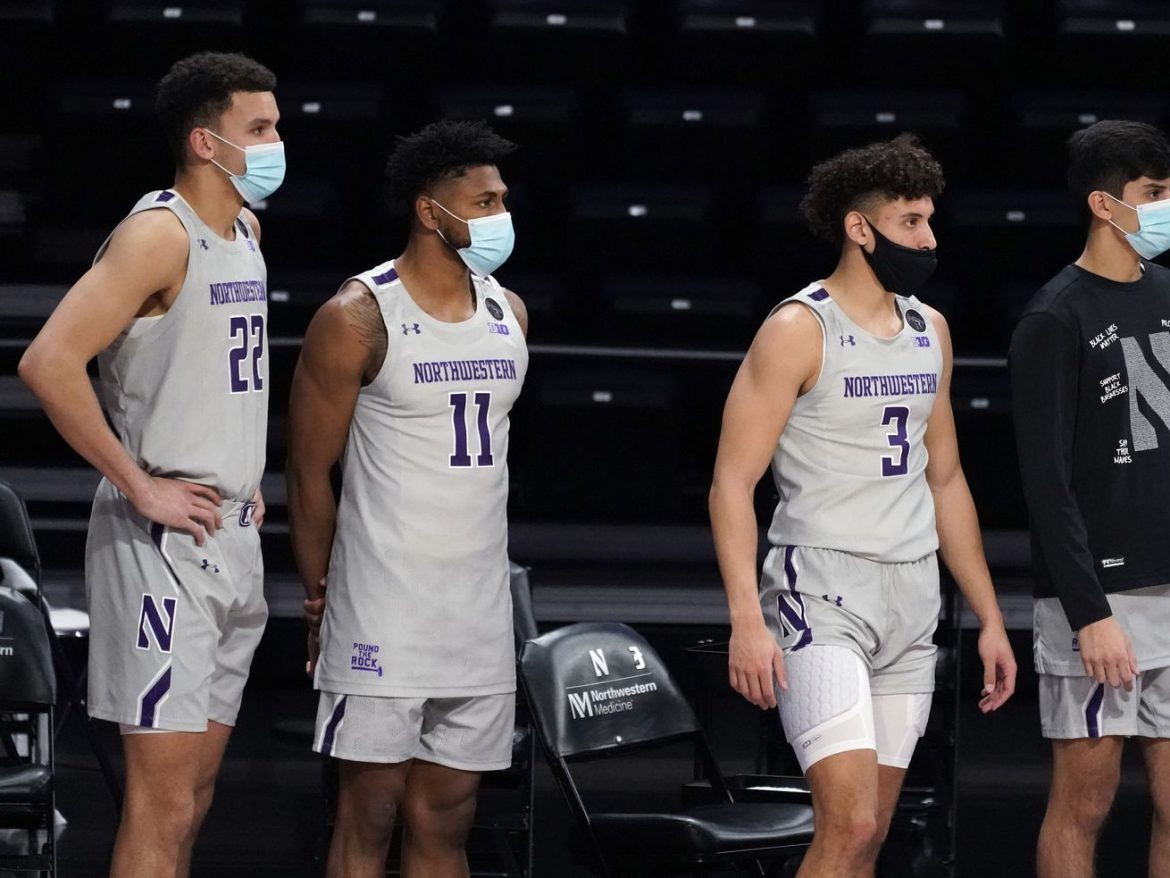 Pitt rallies to beat Northwestern in ACC/Big Ten Challenge