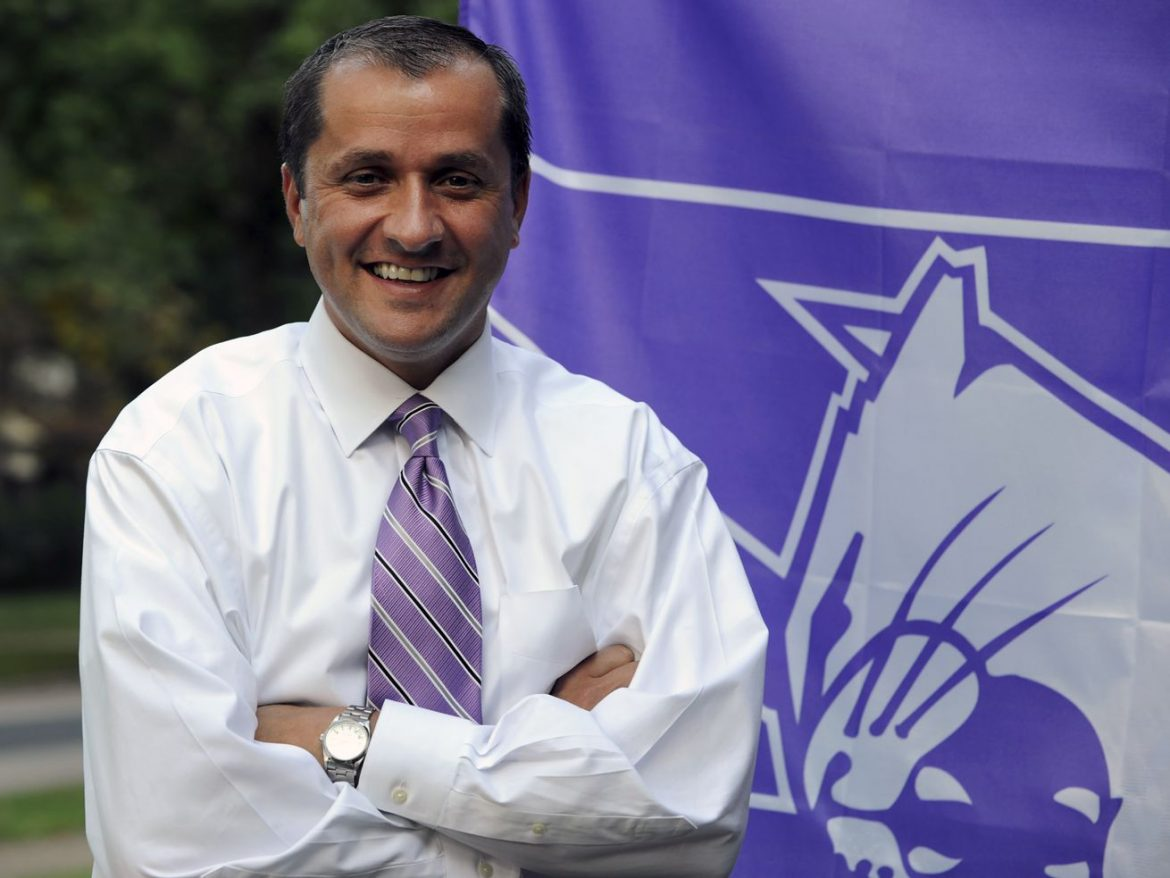ACC hires Northwestern athletic director Jim Phillips as new commissioner