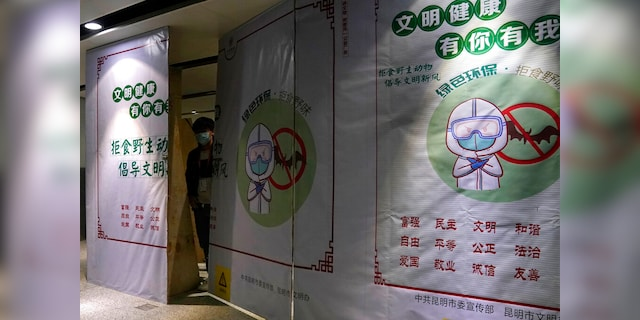 China clamping down on research into origins of COVID-19 pandemic
