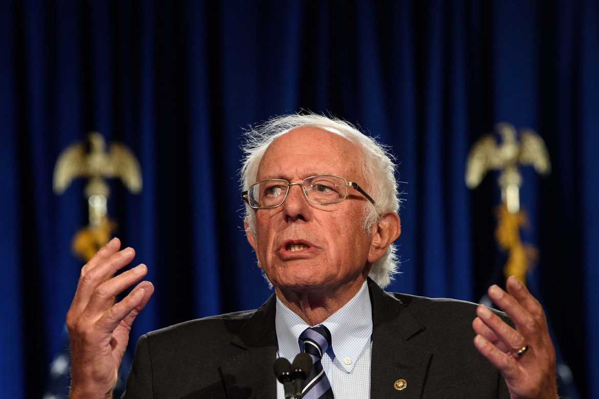 Bernie Sanders: No Pentagon Funding Without a Vote on $2,000 Checks
