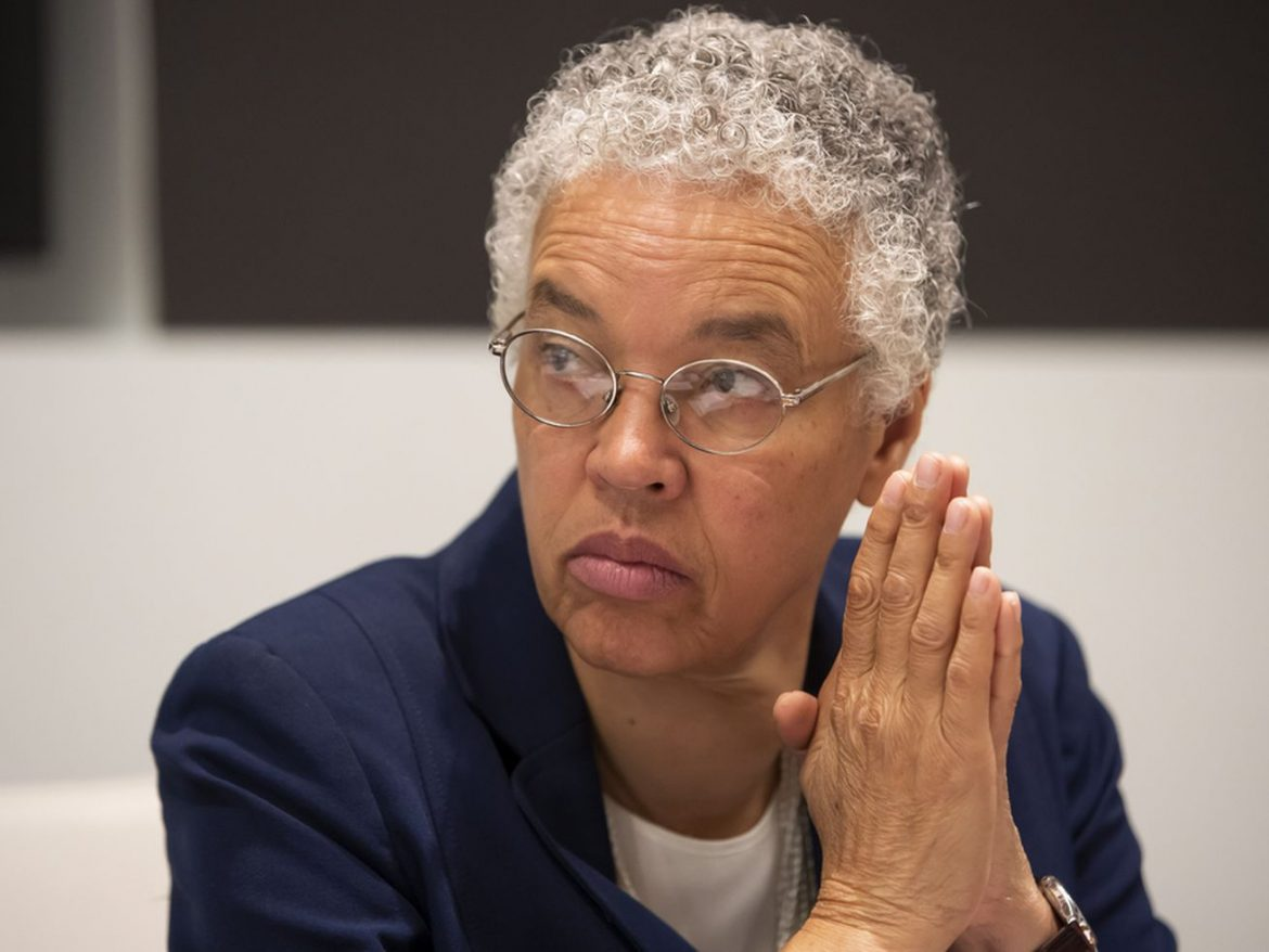 After 10 years leading Cook County, Preckwinkle focused on 'how we're going to get out of this' pandemic, not politics